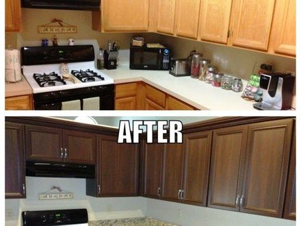 Home · Cabinets; Refinishing Cabinets. Jaimes ...