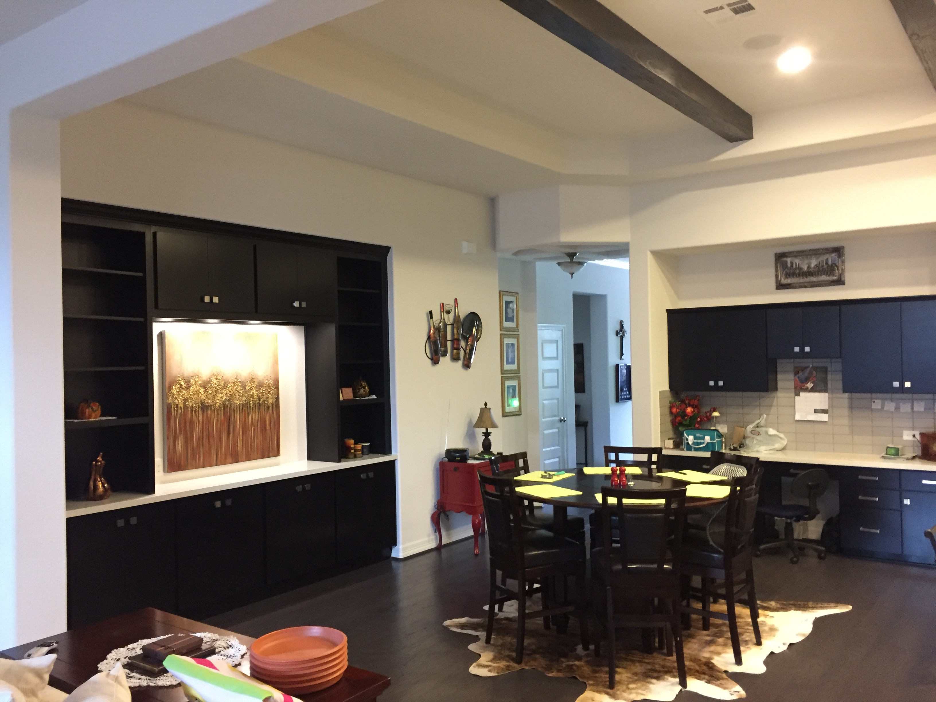 Fancy-Black-Cabinets