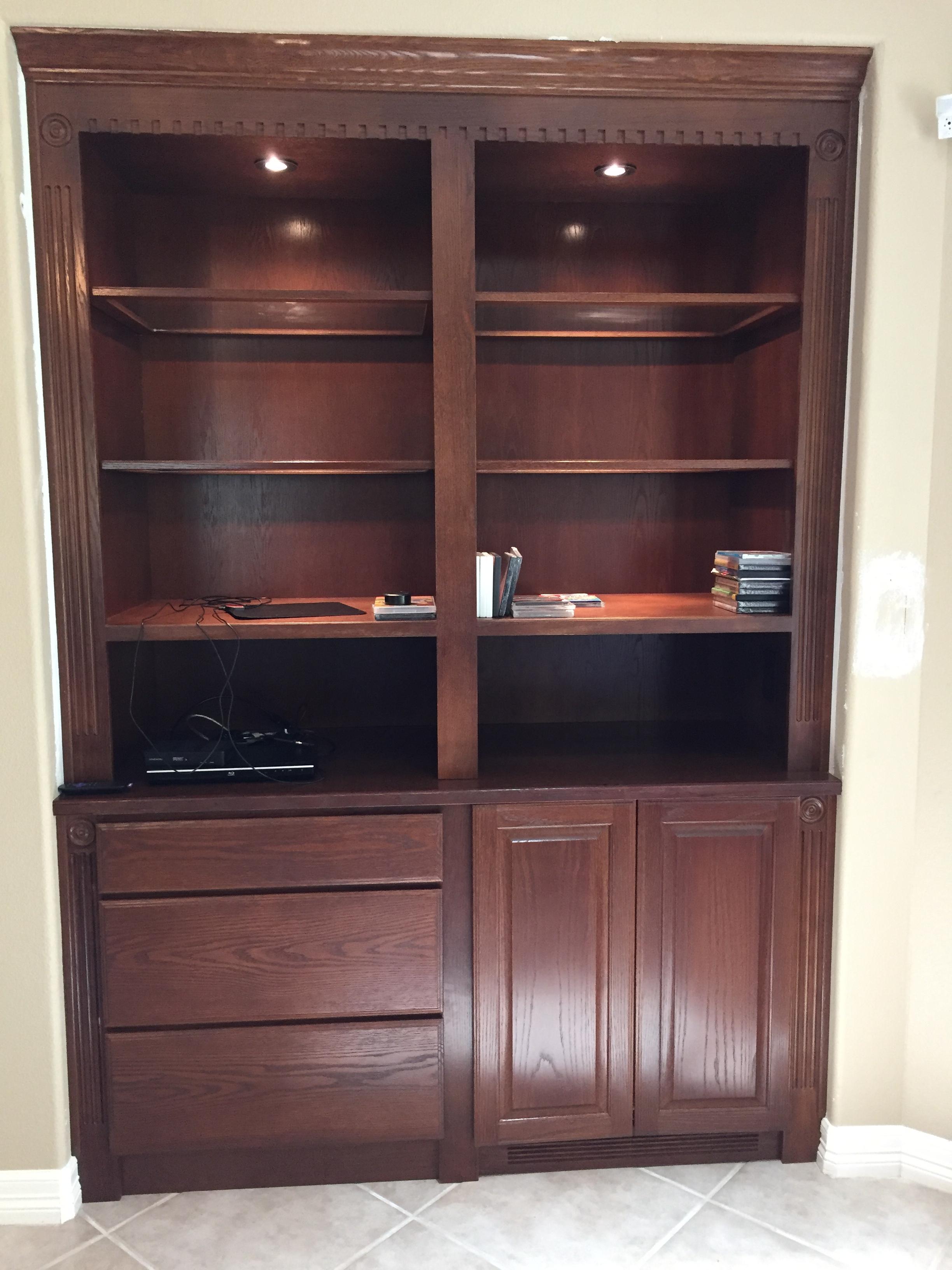Jaimes Custom Cabinets Custom Built Ins