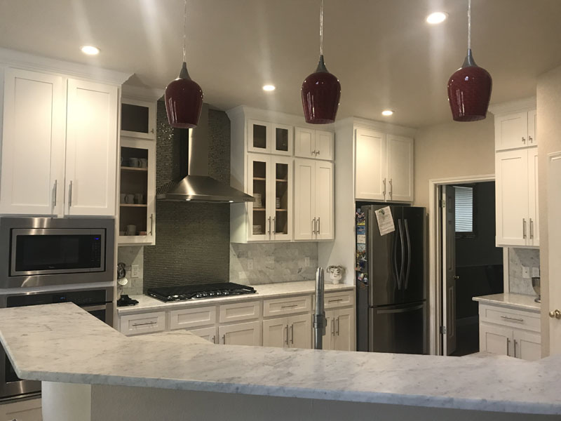 Photo of Custom Build Kitchen Cabinets
