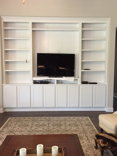 Photo of Custom Built Ins Video