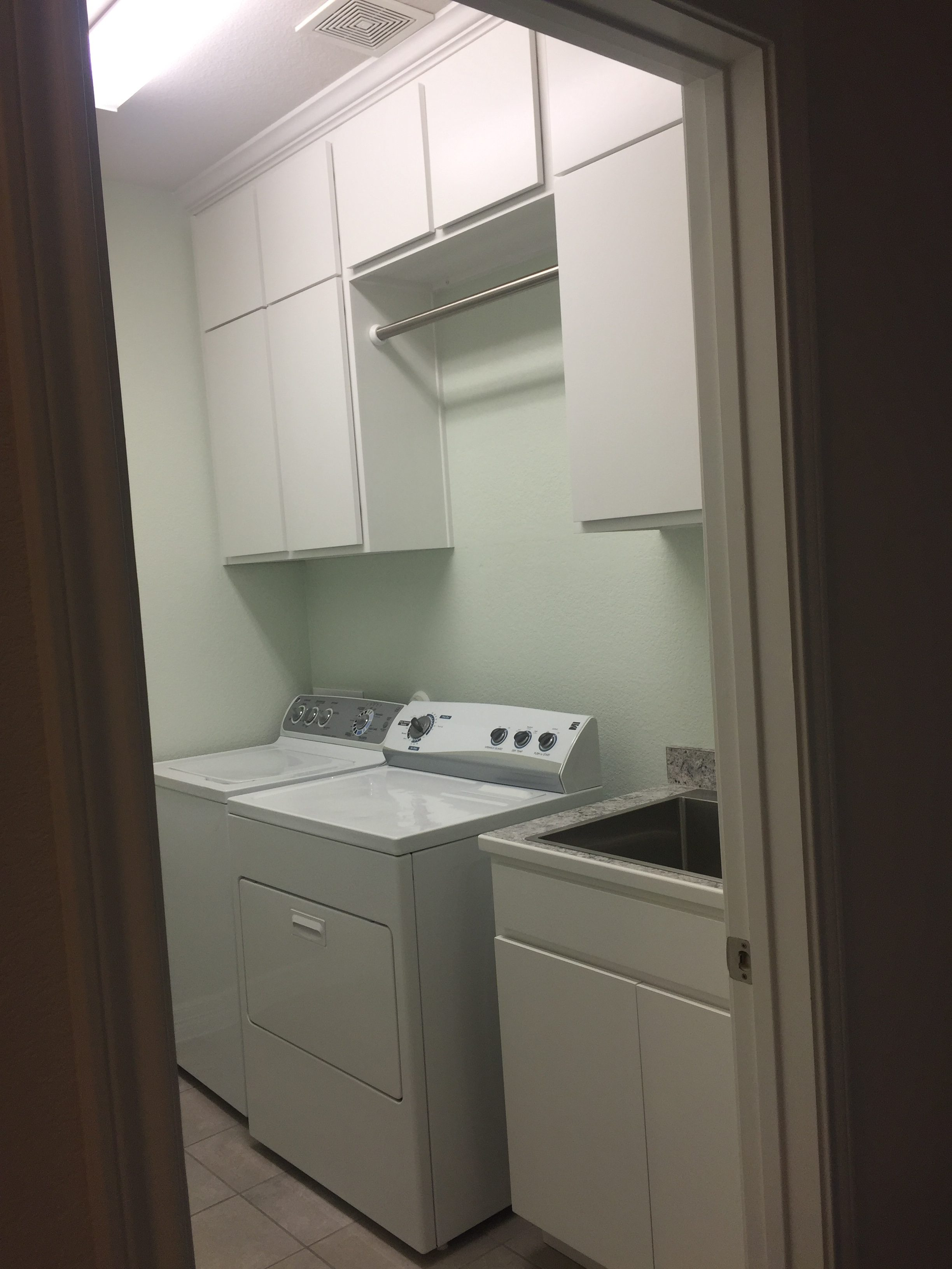 Photo of Laundry Room Cabinets