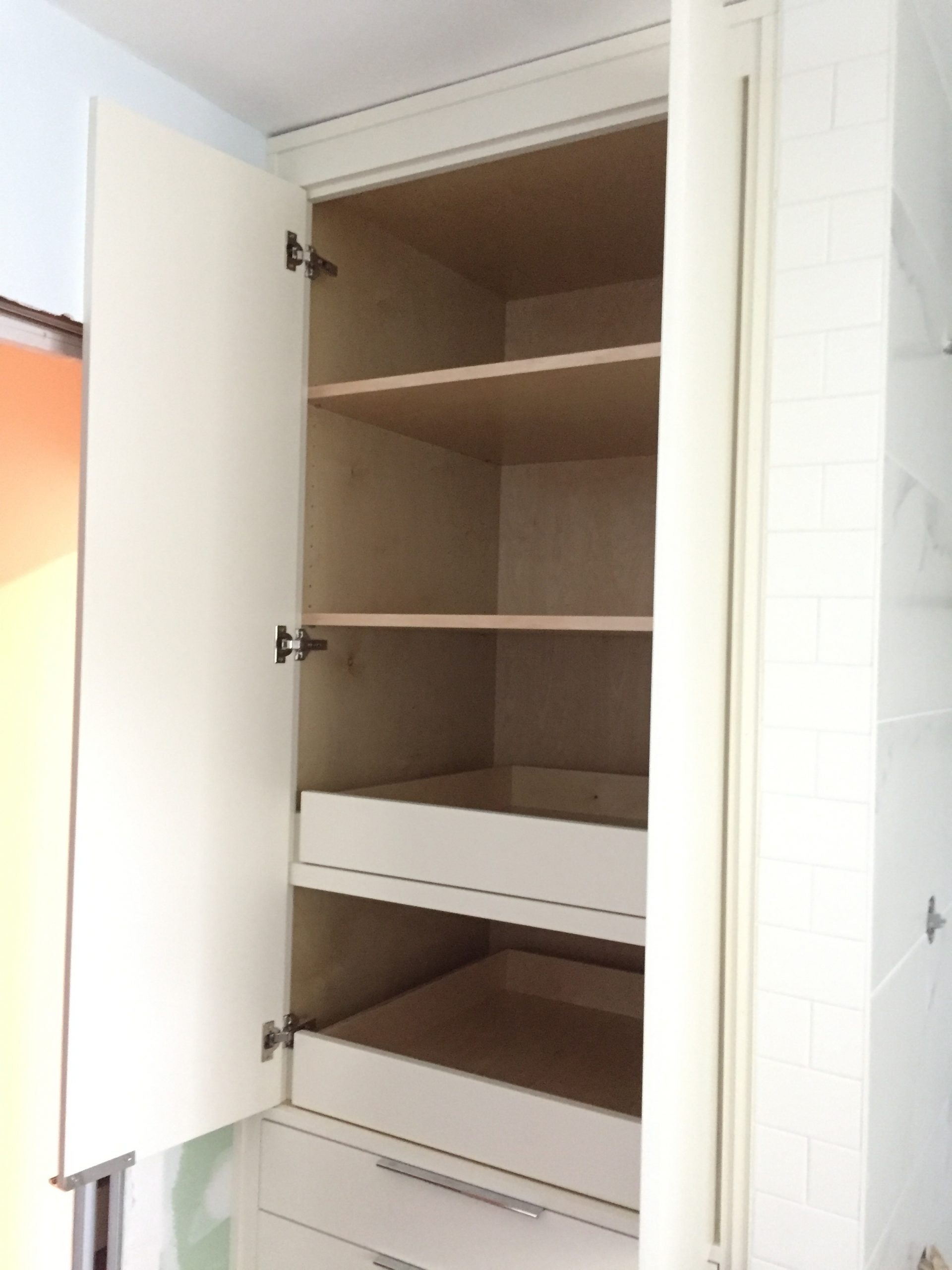 Photo of Quiet Closing Cabinets